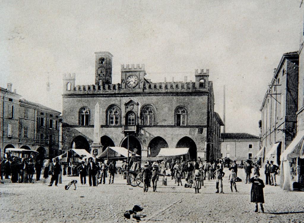 piazza Fidenza