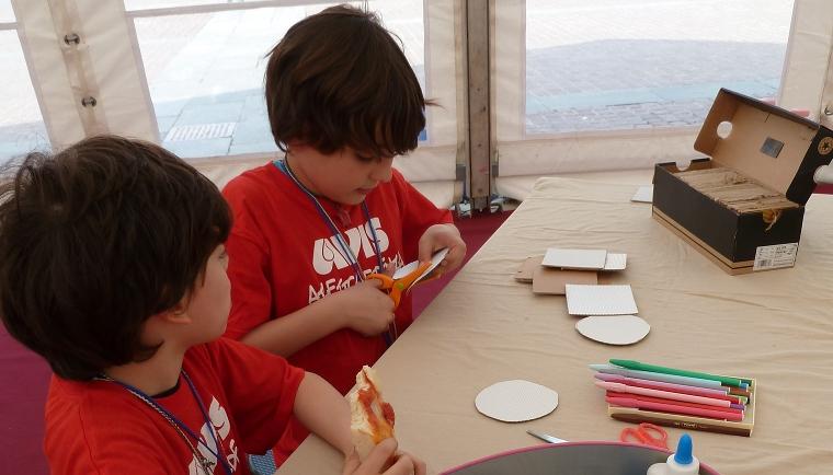 La casa dei bimbi a fidenza laboratori gratuiti per il for Piccoli piani di casa gratuiti
