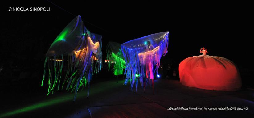 Medue e sirene luminose - Corona Events