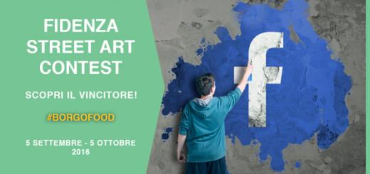 Vincitore del Fidenza Street Art Contest