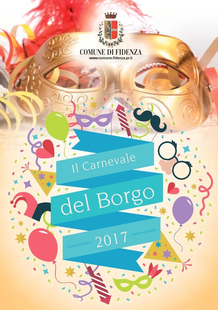 Carnevale del Borgo 2017
