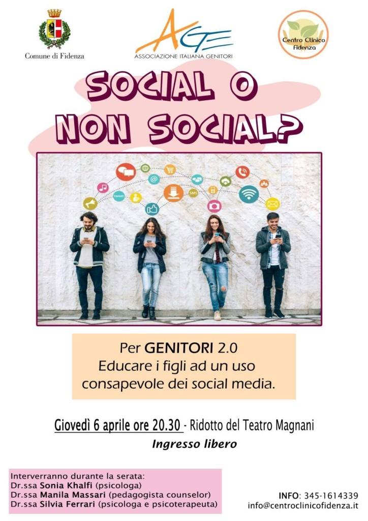 Social o non social