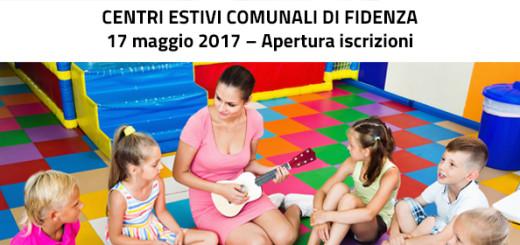 Centri estivi comunali Fidenza