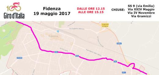 Giro d'Italia a Fidenza