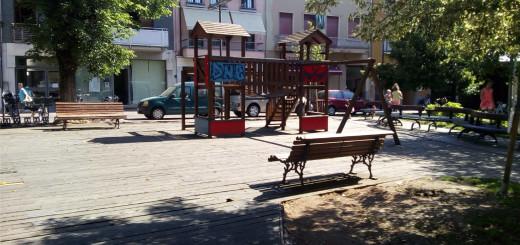 Lavori Parco Matteotti Fidenza
