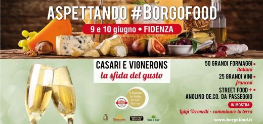 aspettando Borgo Food