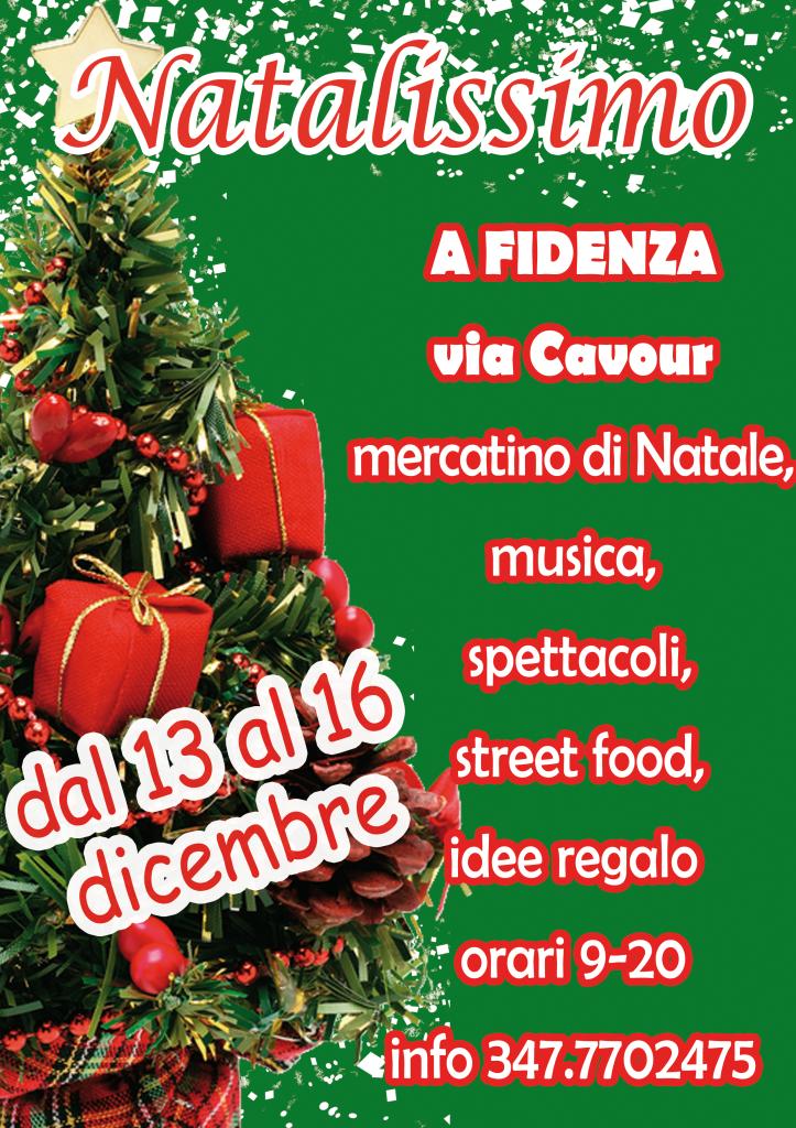 natalissimo a Fidenza
